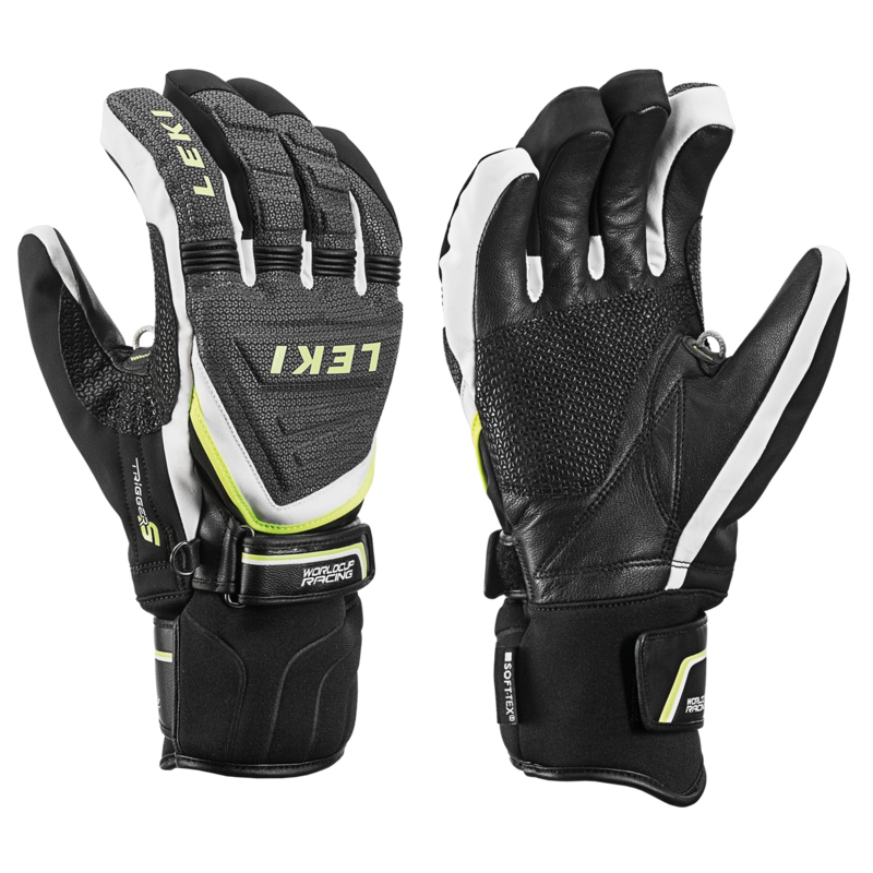 Lyžařské rukavice Leki Race Coach C-Tech S - TENshop.cz c8fc4f68d6