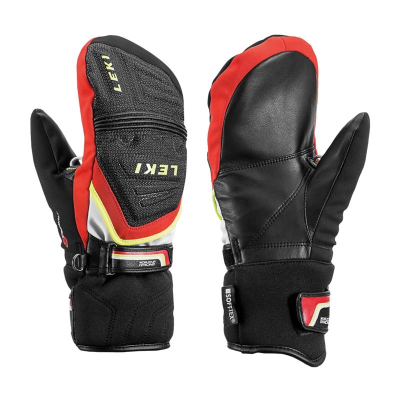 1a93fa1d803 Lyže - Dětské lyžařské rukavice Leki Race Coach C-TECH S Junior Mitt