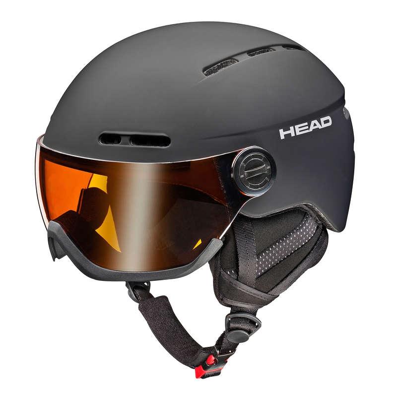 Lyže - Lyžařská helma Head Knight 2017 18 ffdca83142d