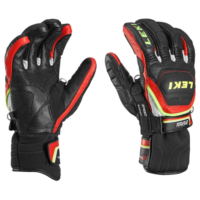 Lyžařské rukavice Leki Worldcup Race Flex S Speed System - TENshop.cz 0999c9da1c