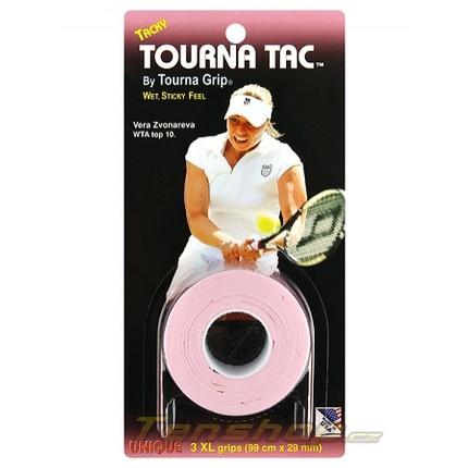 Omotávky Tourna Tac Grip XL 3er, tacky, pink