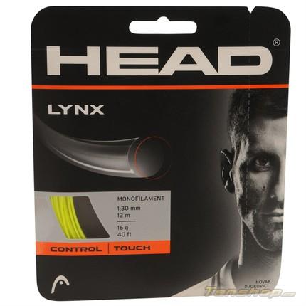Tenisový výplet Head Lynx 1.30, yellow