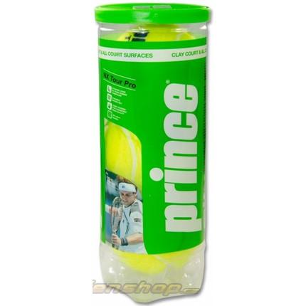 Tenisové míče Prince NX Tour 3 ks