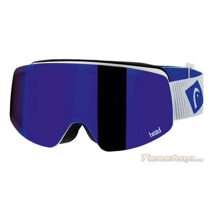 Lyžařské brýle Head Infinity FMR, white/blue