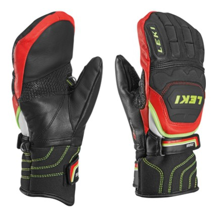 Dětské lyžařské rukavice Leki Worldcup Race Flex S Junior Mitt
