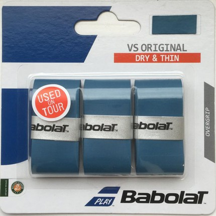 Omotávky Babolat VS Grip Original X3 blue