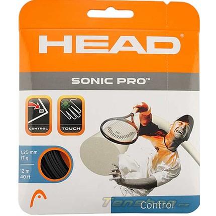 Tenisový výplet Head Sonic Pro 16, bk