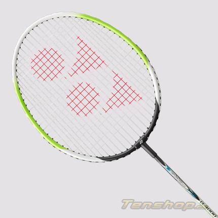 Badmintonová raketa Yonex Basic 4000, lime