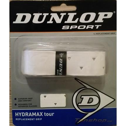 Základní grip Dunlop Hydramax Tour, white