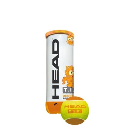 Dětské tréninkové míče Head T.I.P. orange, 3 ks
