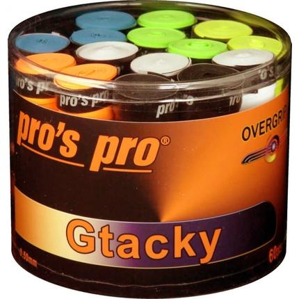 Omotávky Pros Pro G Tacky 60 ks, mix