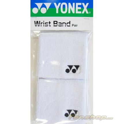 Potítka Yonex AC489, white, 2 ks