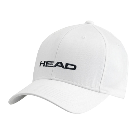 Tenisová kšiltovka Head Promotion Cap, white