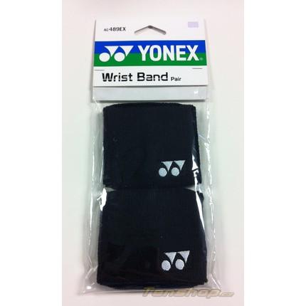 Potítka Yonex AC489, black, 2 ks