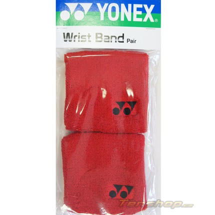 Potítka Yonex AC489, red, 2 ks