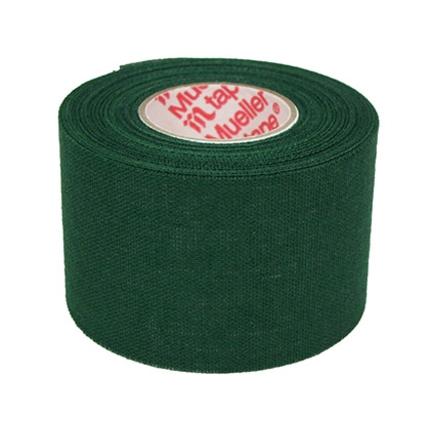 Tenis - Fixační tejpovací páska Mueller MTape® 3,8 cm, zelená