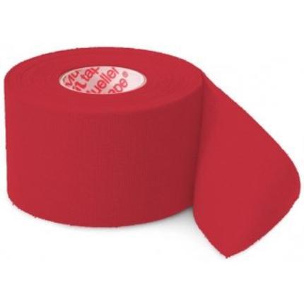 Fixační tejpovací páska Mueller MTape® 3,8 cm, červená