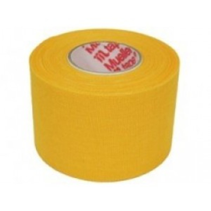 Fixační tejpovací páska Mueller MTape® 3,8 cm, zlatá