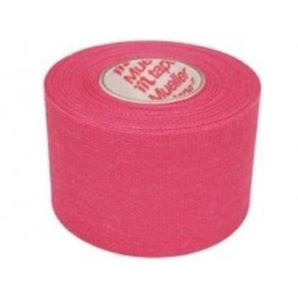 Fixační tejpovací páska Mueller MTape® 3,8 cm, růžová