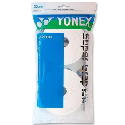 Omotávky Yonex Super Grap 30 ks, white