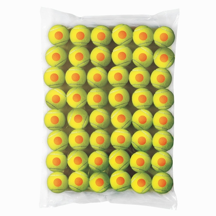 Dětské tréninkové míče Wilson Starter Orange, 48 ks