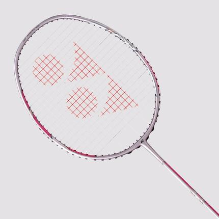 Badmintonová raketa Yonex Duora 6, pink