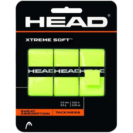 Omotávky Head XtremeSoft, yellow