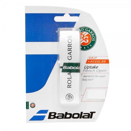 Základní grip Babolat Uptake French Open, white/green
