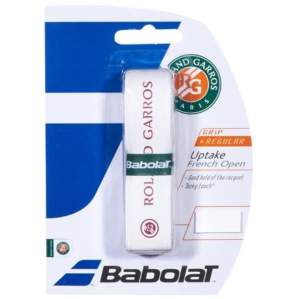 Základní grip Babolat Uptake French Open, white/red