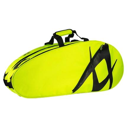 Tenisová taška Vőlkl Team Combi Bag, yellow/black