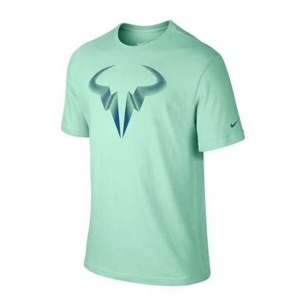Pánské tričko Nike Rafa Icon Tee, mint
