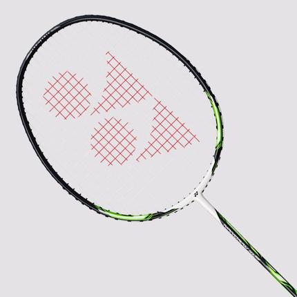 Badmintonová raketa Yonex Nanoray 10 F, lime