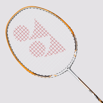 Badmintonová raketa Yonex Nanoray 20, silver/orange