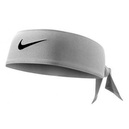 Tenisová čelenka Nike Dri-FIT Head Tie 2.0, white