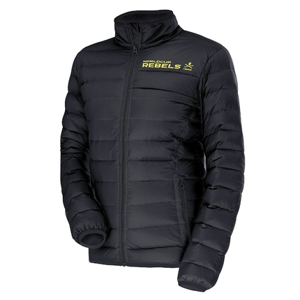 Pánská péřová bunda Head Race Team Insulated Jacket, black
