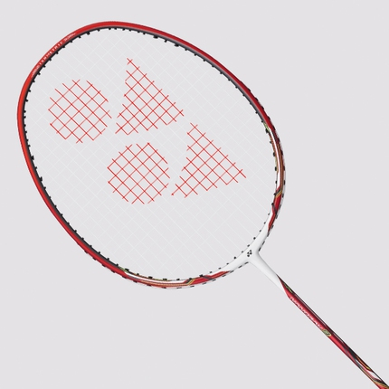 Badmintonová raketa Yonex Nanoray 9, red