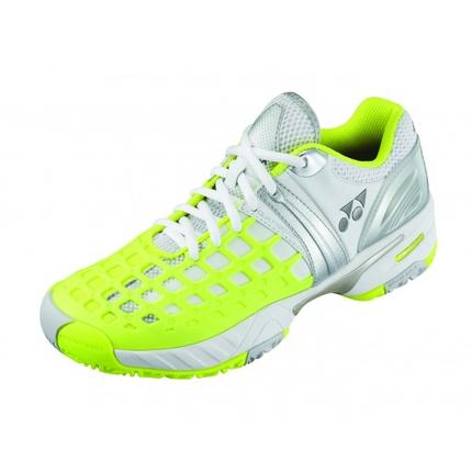 Dámská tenisová obuv Yonex SHT-PRO Lady, wh/yellow