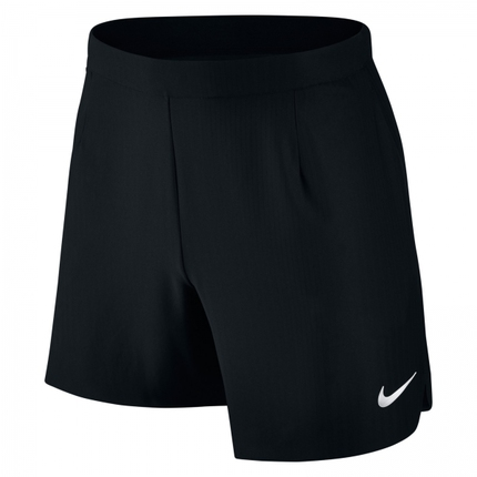Pánské tenisové kraťasy Nike Court Flex Gladiator Tennis Short, black