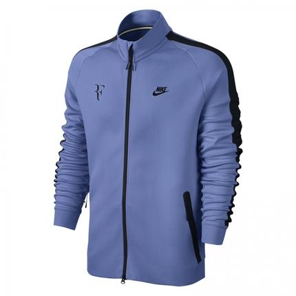 Pánská tenisová bunda Nike Court Premier Roger Federer Jacket