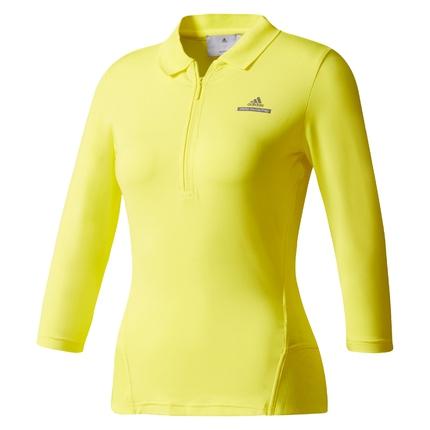 Dámské tenisové tričko Adidas by Stella McCartney Barricade Longsleeve, yellow