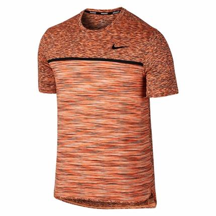 Tenis - Pánské tenisové tričko Nike Court Dry Challenger Tennis Tee