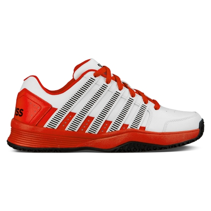 Dětská tenisová obuv K-Swiss Court Impact Leather Boys