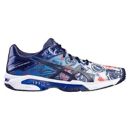 Pánská tenisová obuv Asics Gel-Solution Speed 3 L.E. Paris