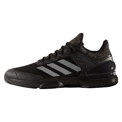 Pánská tenisová obuv Adidas Adizero Ubersonic 2 Clay, black