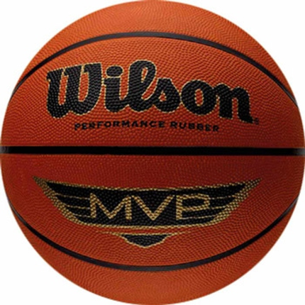 Basketbalový míč Wilson MVP Brown 7