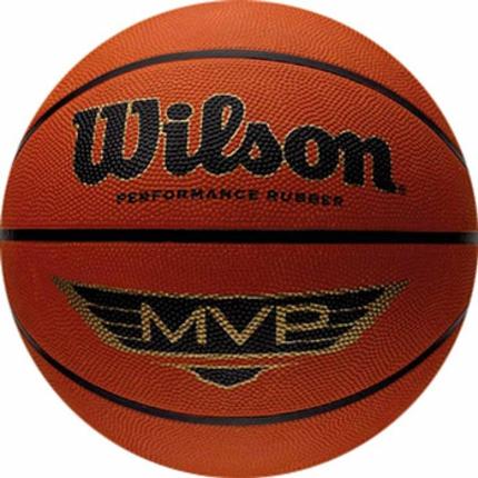 Basketbalový míč Wilson MVP Brown 7