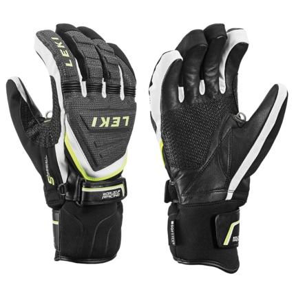 Lyžařské rukavice Leki Race Coach C-Tech S