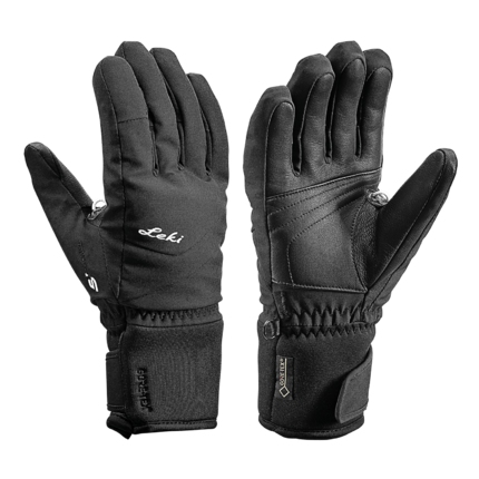 Lyžařské rukavice Leki Shape Flex S GTX Lady