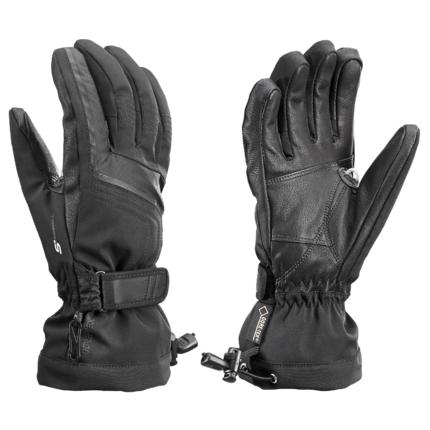 Lyžařské rukavice Leki Curve S GTX Lady