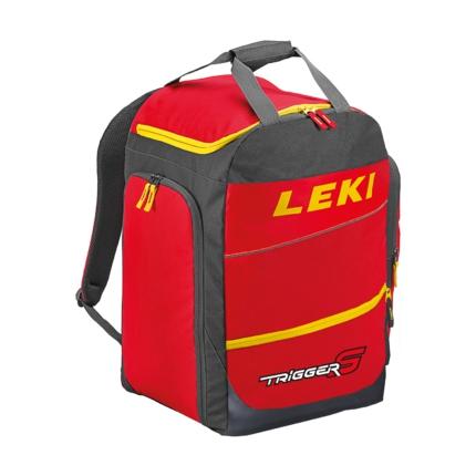 Taška na lyžáky Leki Bootbag, red